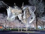 10th (tie)sculptureby Harry Behret