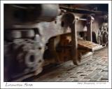 Locomotion Metal by Dale Kennemer