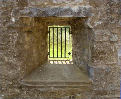 Cahir Castle window