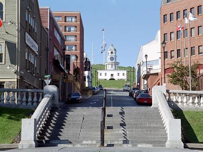 Citadel Hill.