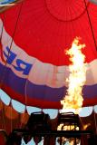 Lighting the ReMax Balloon