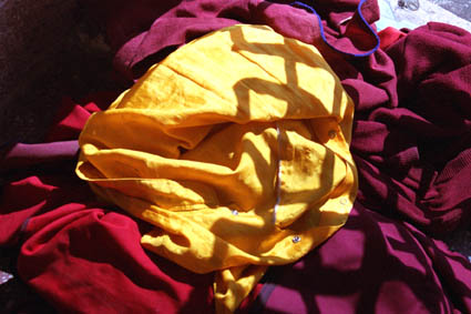 Rumtek monastery clothes.jpg