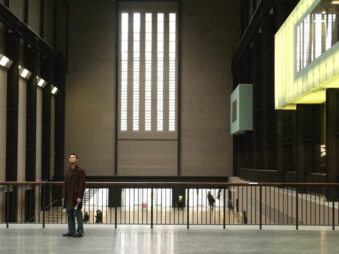 tate modern - the turbine hall