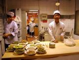 Tossing Dumplings