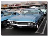 1967 Chevrolet Impala SuperSport Hardtop Coupe