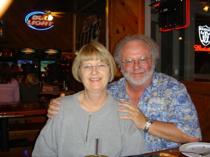 Nan& Tim, Ca.- and Traveling!