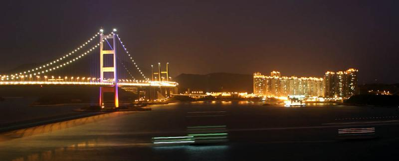 Park Island and Tsing Ma