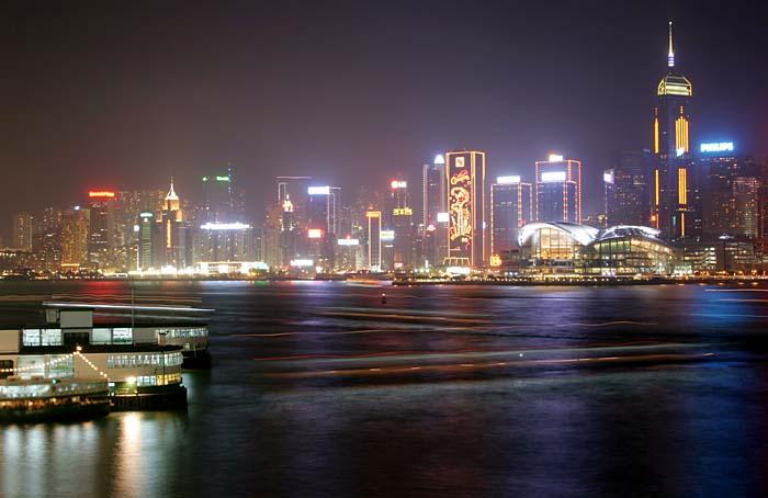 Kowloon vs Hong Kong Island