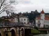 Tomar with the Templar Castle