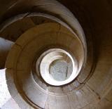 Spiral staircase, Convento de Cristo, Tomar