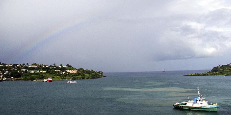 Harbour_St Lucia