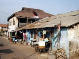 Side street, Accra