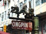 Ongpin Street is the center of Manila's Chinatown