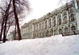 Catherine Palace, Pushkin, 25 km south of Leningrad