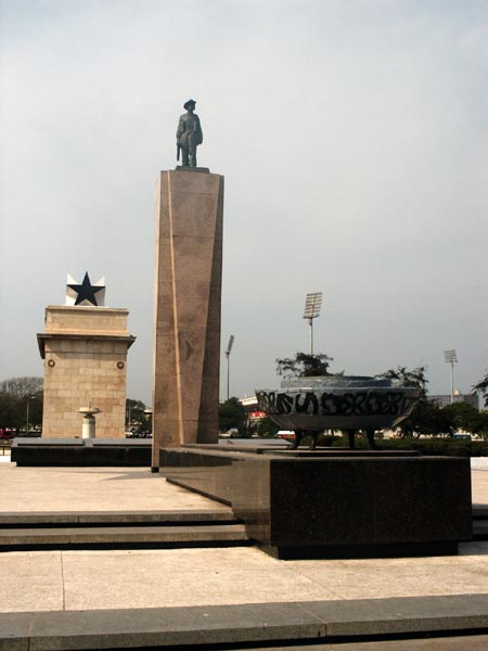Eternal Flame of African Liberation