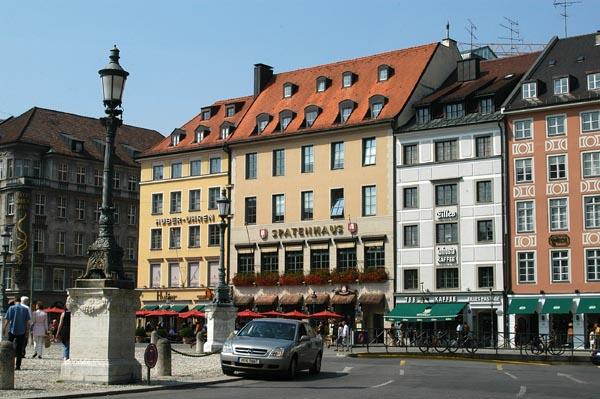 München - Max-Josef-Platz