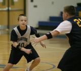 Pee Wee Basketball