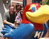 7 August 2004  Kansas Jayhawk!!!