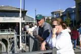 Bruce and Lynda at Fisherman's Wharf