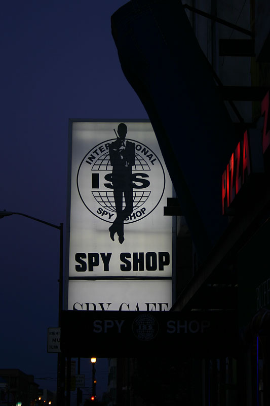 International Spy Shop