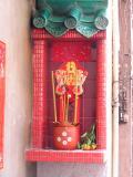 More shrines on the sidewalk