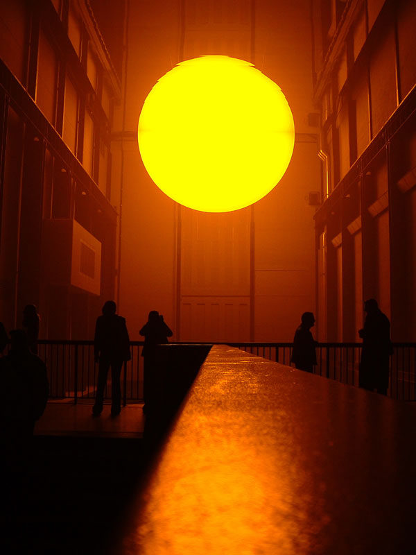 Weather Project, Tate Modern