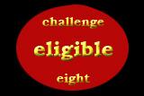 Challenge 8 : Liquids : Eligible