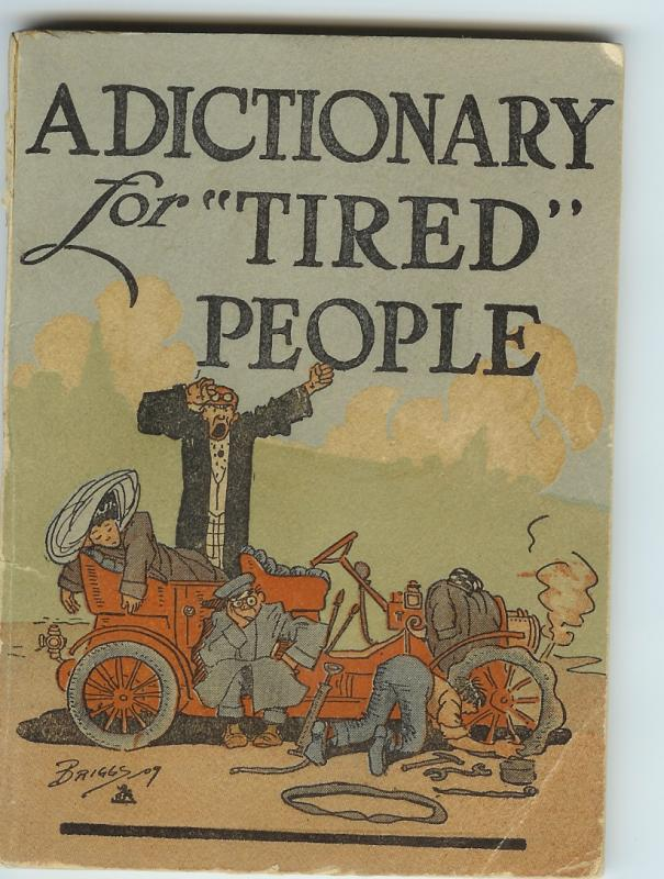 Goodyear tire pamphlet (1909)
