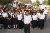 School kids in San Juan del Sur