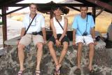 Greg, Juan Carlos and Dan