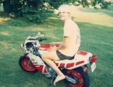 Scott's Yamaha Racer