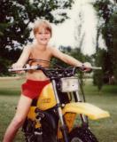 Scott's Suzuki Dirtbike