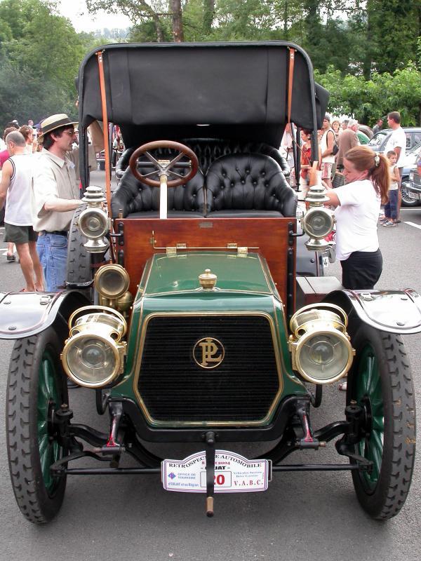 Exposition de voitures de collection - Old cars exhibition