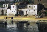 En descendant le Nil vers Louxor