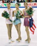 Four Continents 2004 Ladies - Hamilton, Ontario