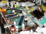 My workbench.