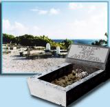 Cemetery and Headstone, Hopetown