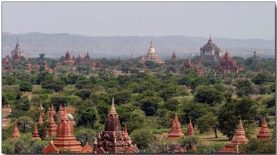 Bagan Plains