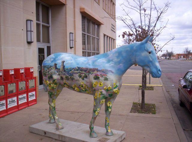 High Plains Horse