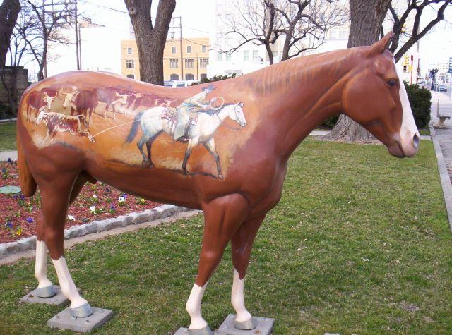 Ranch Family Values Horse