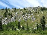 Alpine Lakes Wilderness - Granite Mountain