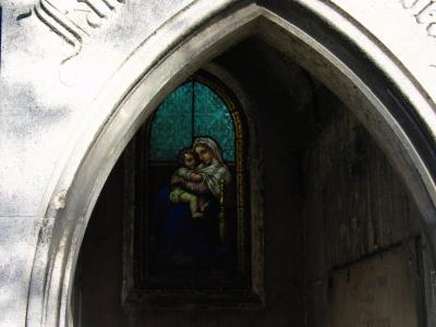 Chapelle au Pere Lachaise