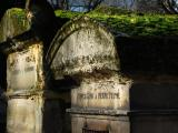 Tombs from Pere Lachaise cemetery