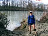 Olga at the River