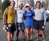 Walter, Glenn, Olga & Tony C
