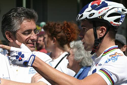 brad and marc