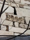 Tower carvings