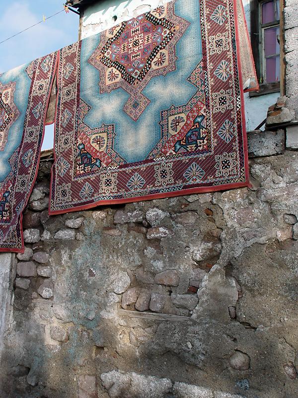 Carpet airing
