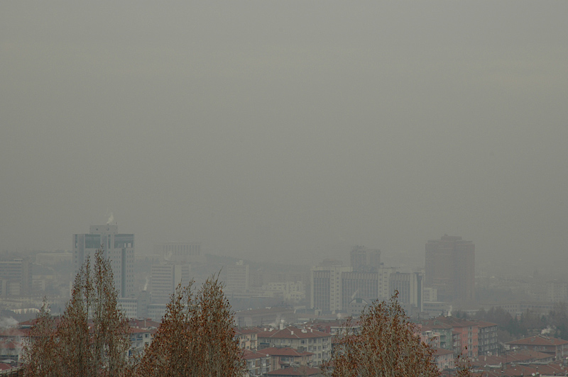 Winter pollution (11:09 a.m.)