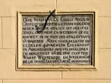 Grijpskerk - N.H. Kerk gedenkplaat